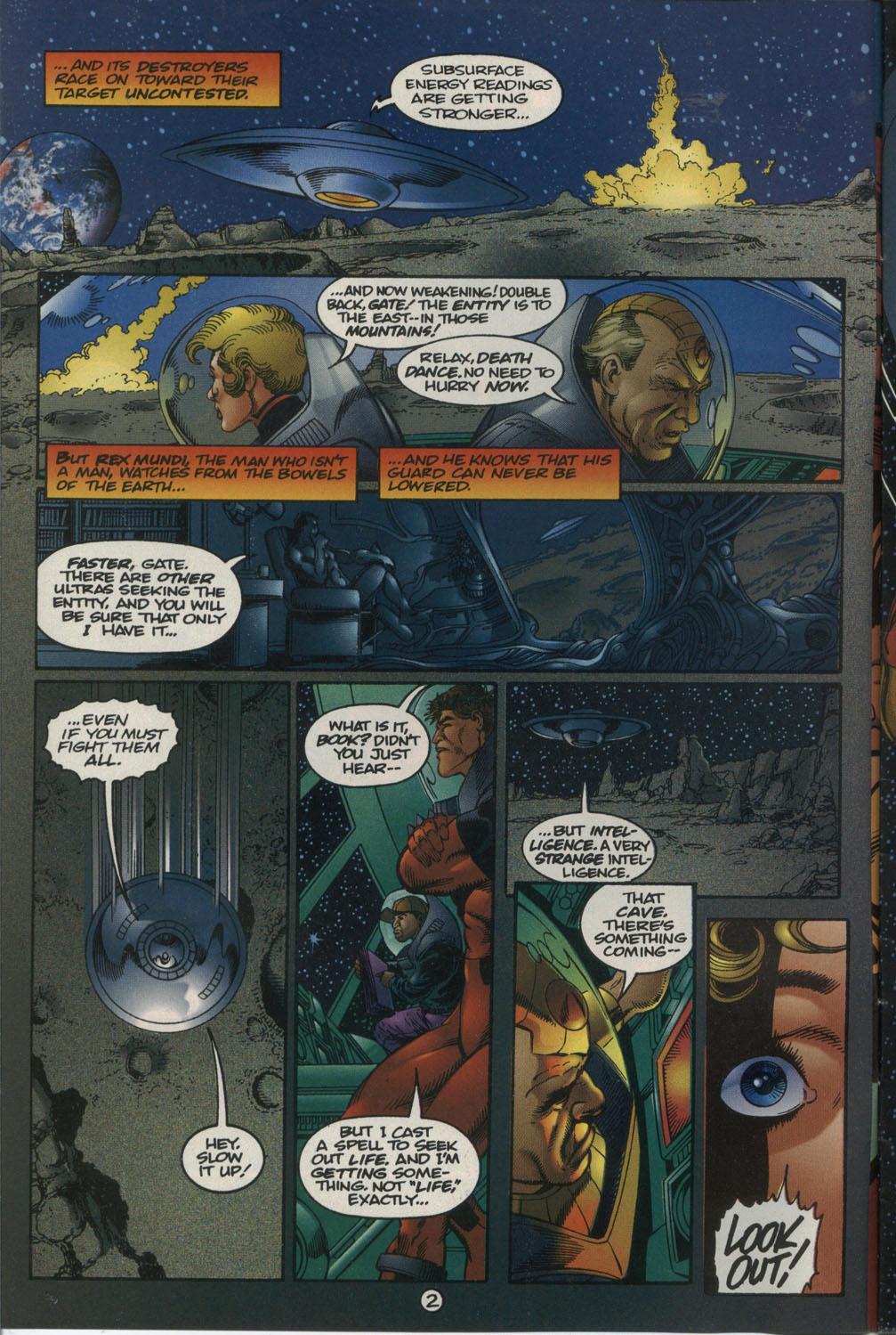 Read online Break-Thru comic -  Issue #2 - 3