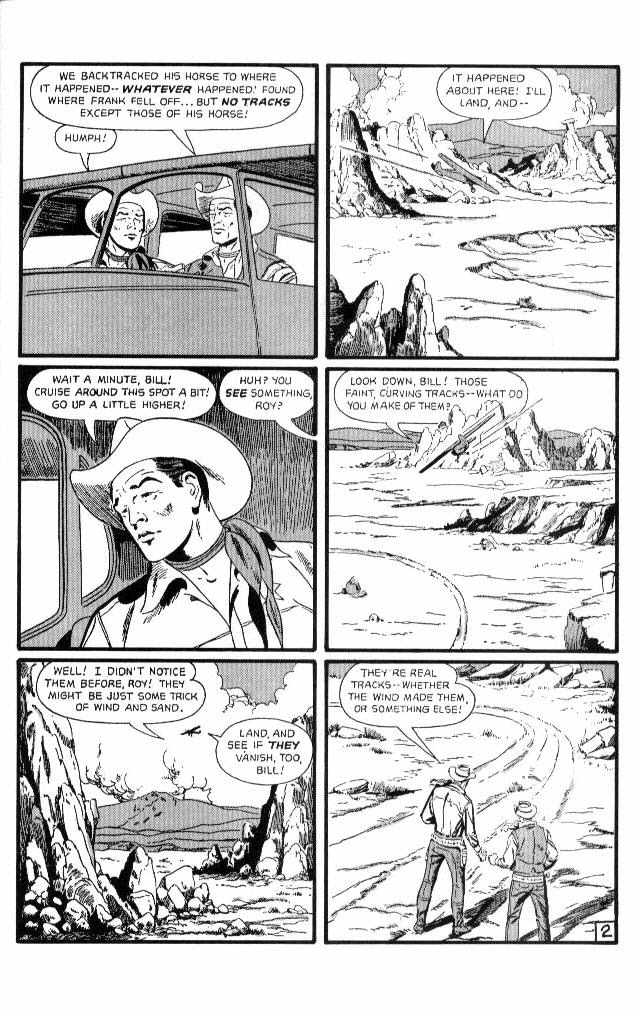 Read online Roy Rogers comic -  Issue #5 - 7
