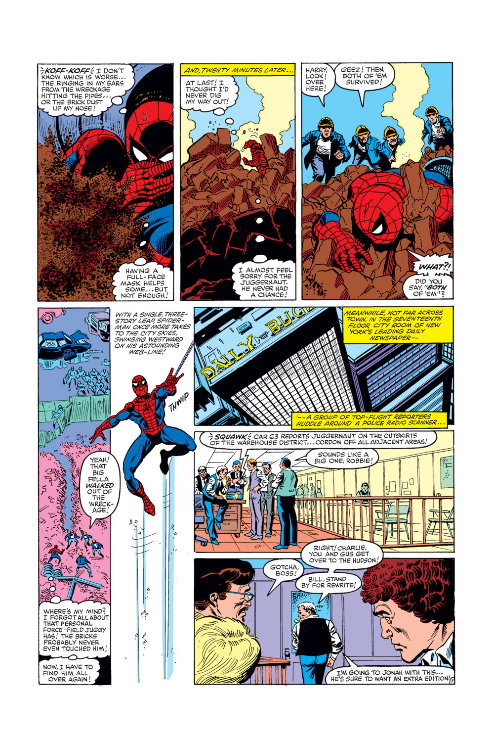 The Amazing Spider-Man (1963) 230 Page 7