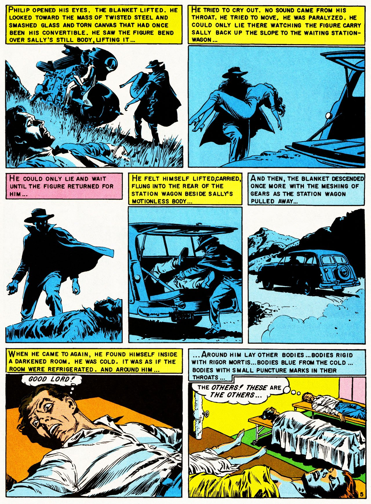 Read online Shock SuspenStories comic -  Issue #10 - 31