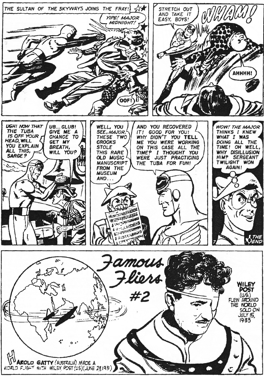 Read online Men of Mystery Comics comic -  Issue #84 - 151