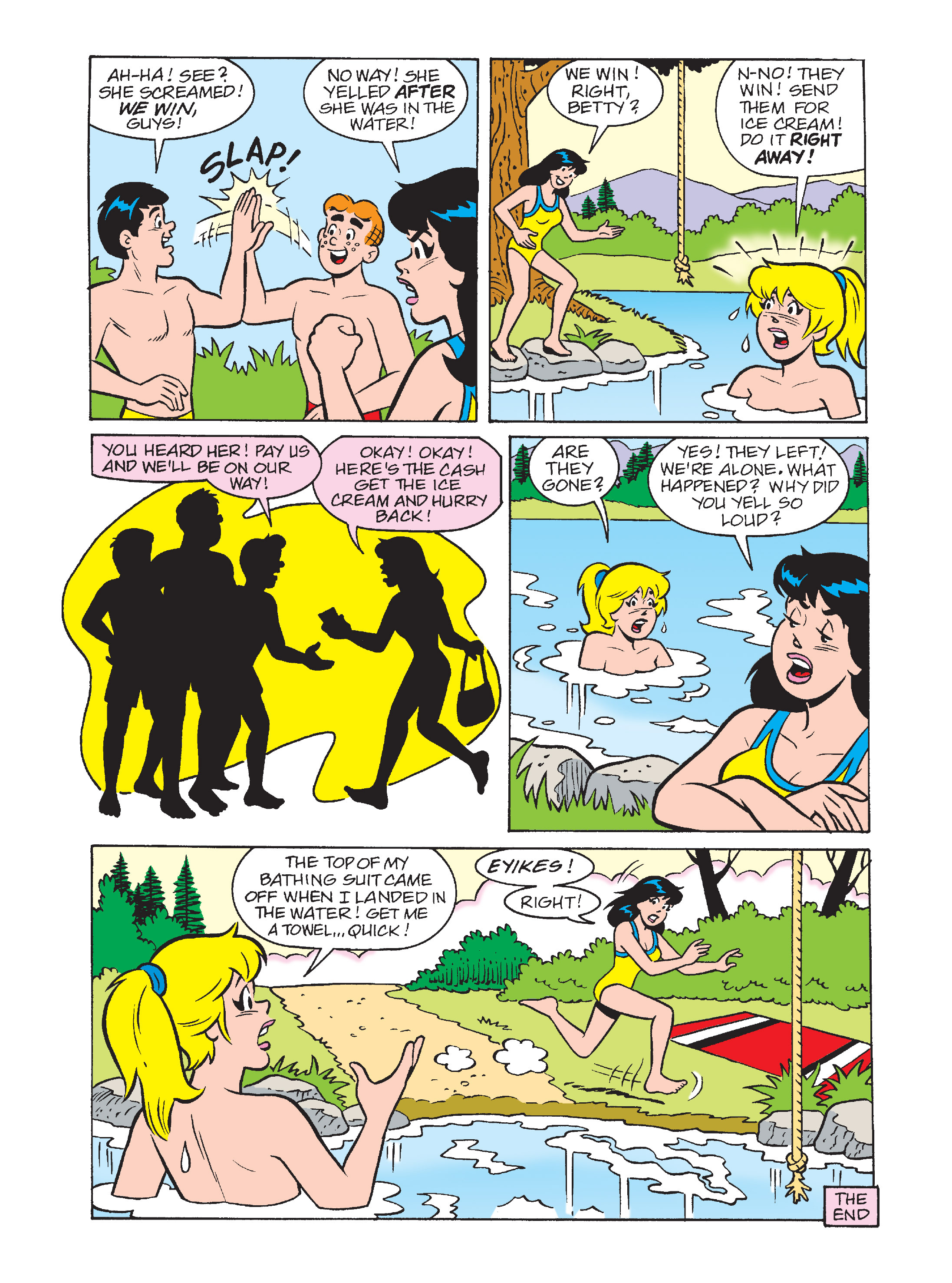 Read online Archie's Funhouse Double Digest comic -  Issue #7 - 112