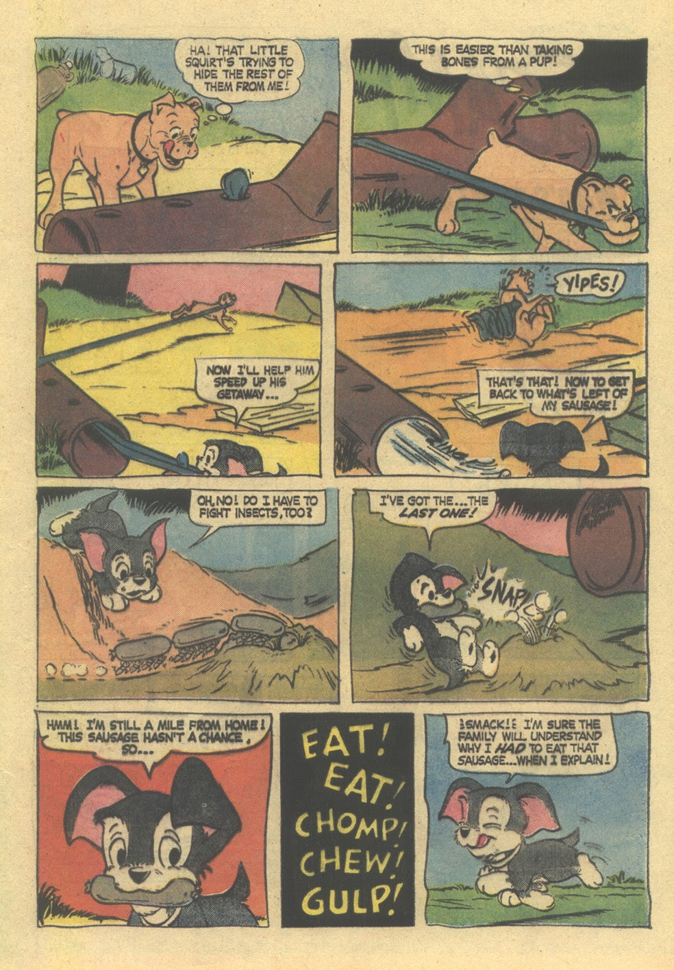 Scamp (1967) issue 13 - Page 9
