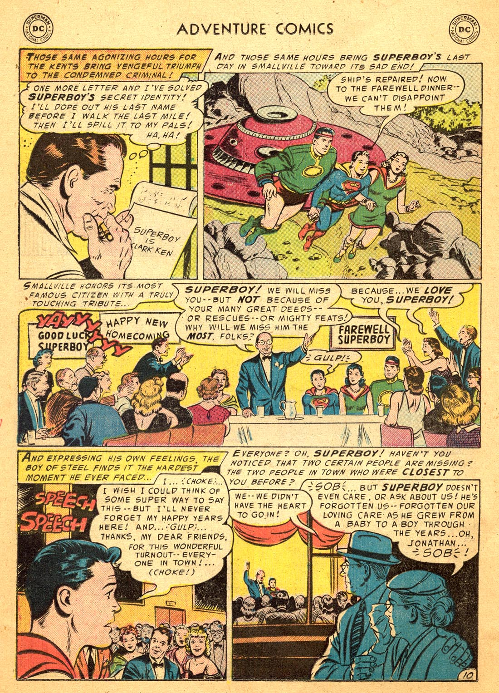 Read online Adventure Comics (1938) comic -  Issue #217 - 12