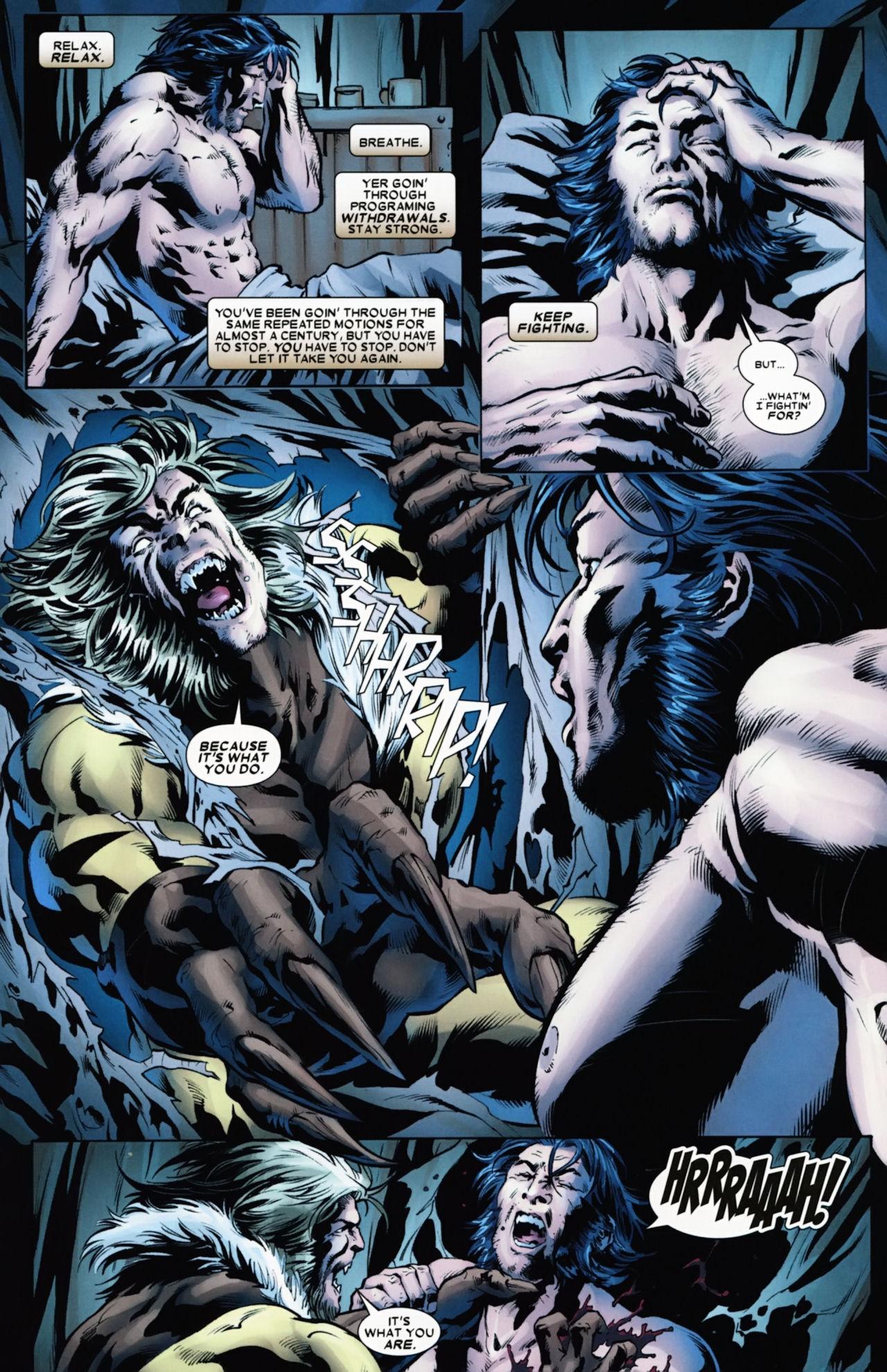 Read online Wolverine: Origins comic -  Issue #49 - 15
