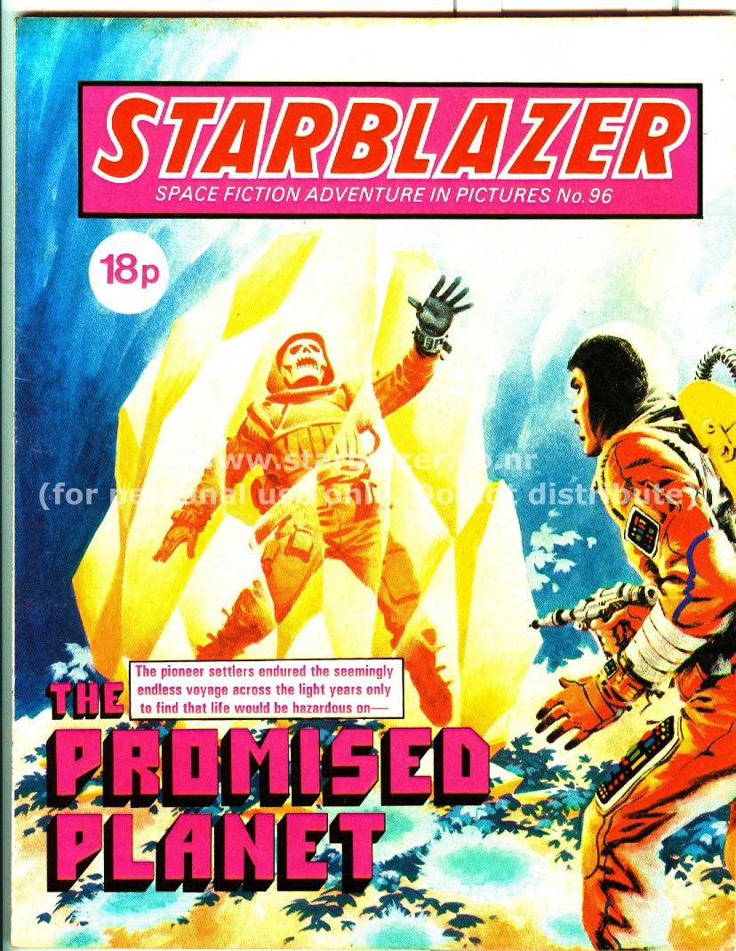 Starblazer issue 96 - Page 1