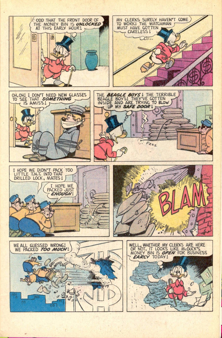 Read online Uncle Scrooge (1953) comic -  Issue #156 - 5
