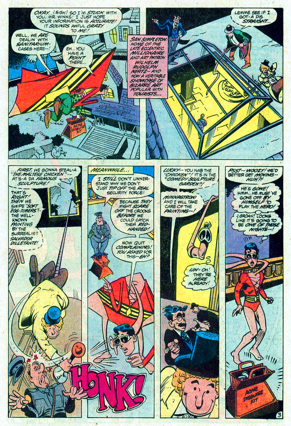 Read online Adventure Comics (1938) comic -  Issue #478 - 20