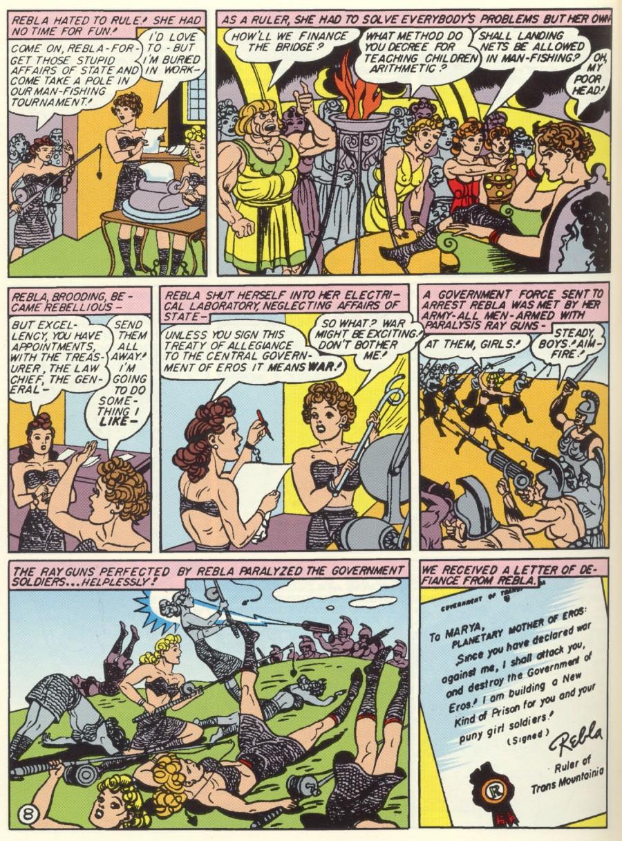 Read online Sensation (Mystery) Comics comic -  Issue #11 - 10