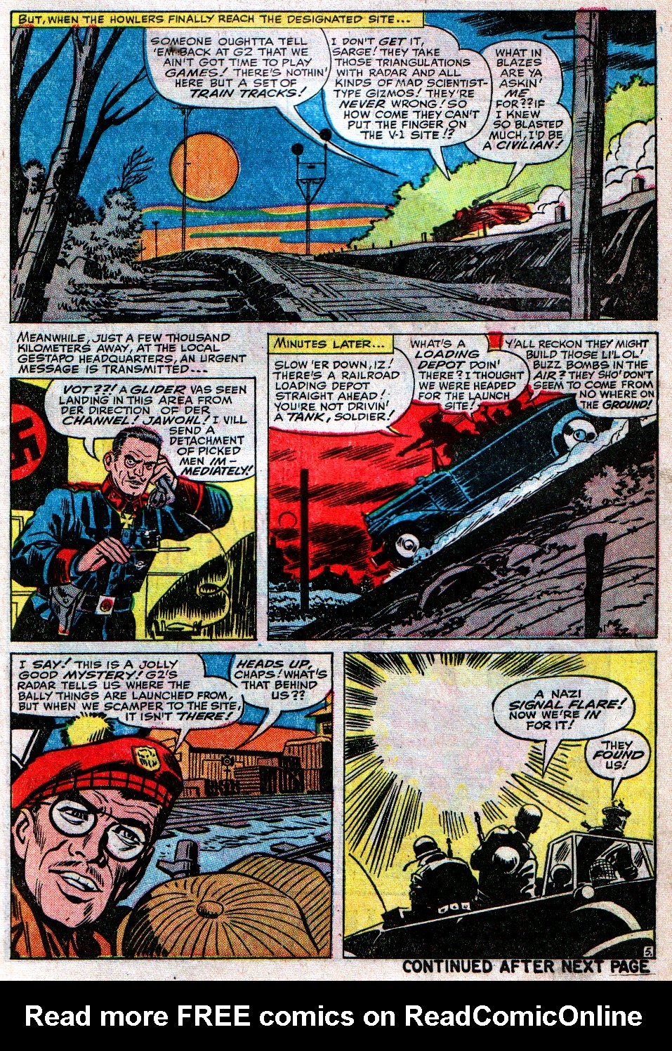 Read online Sgt. Fury comic -  Issue #12 - 7