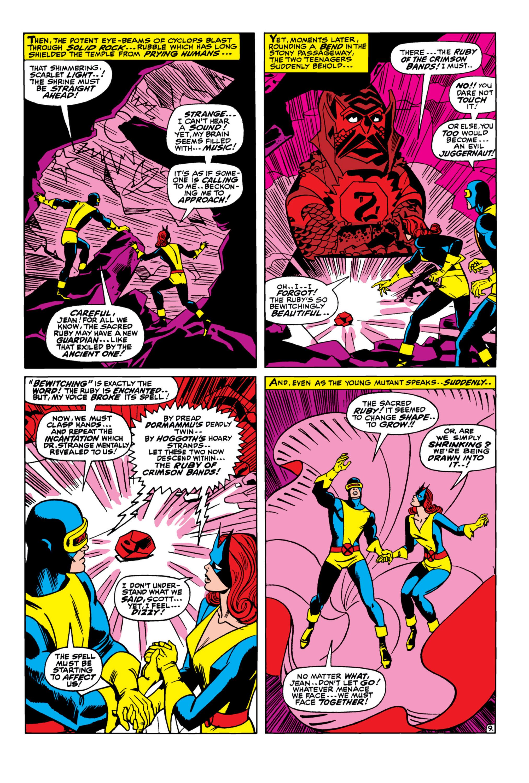 Uncanny X-Men (1963) 33 Page 9