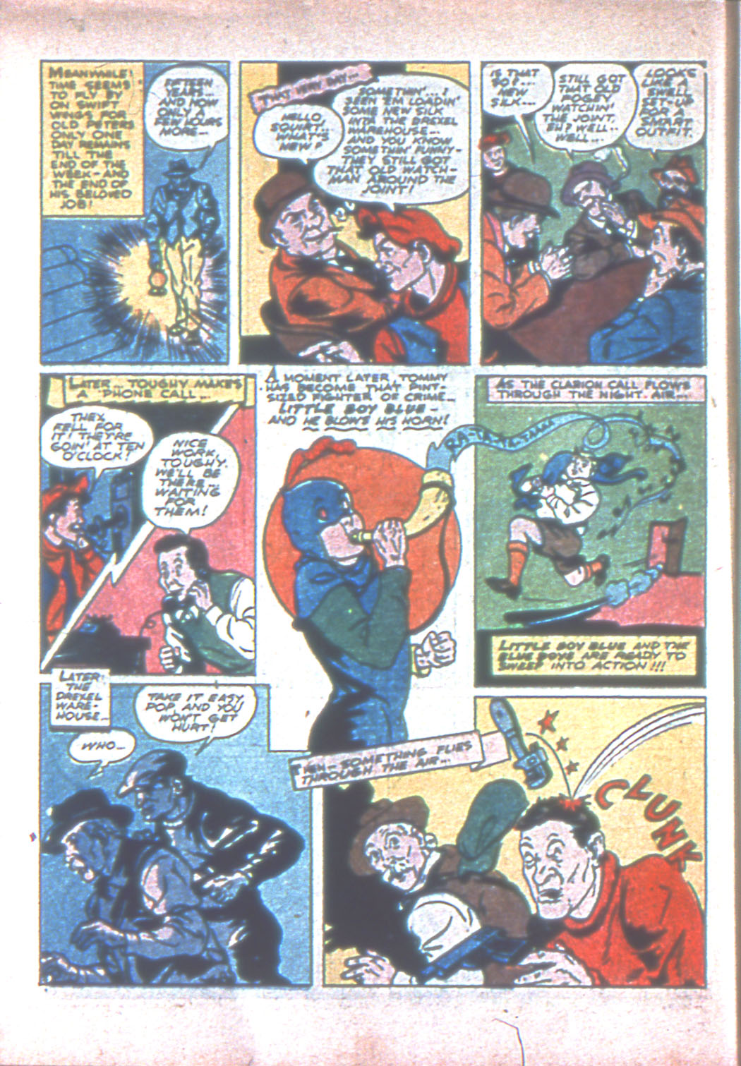 Read online Sensation (Mystery) Comics comic -  Issue #3 - 52
