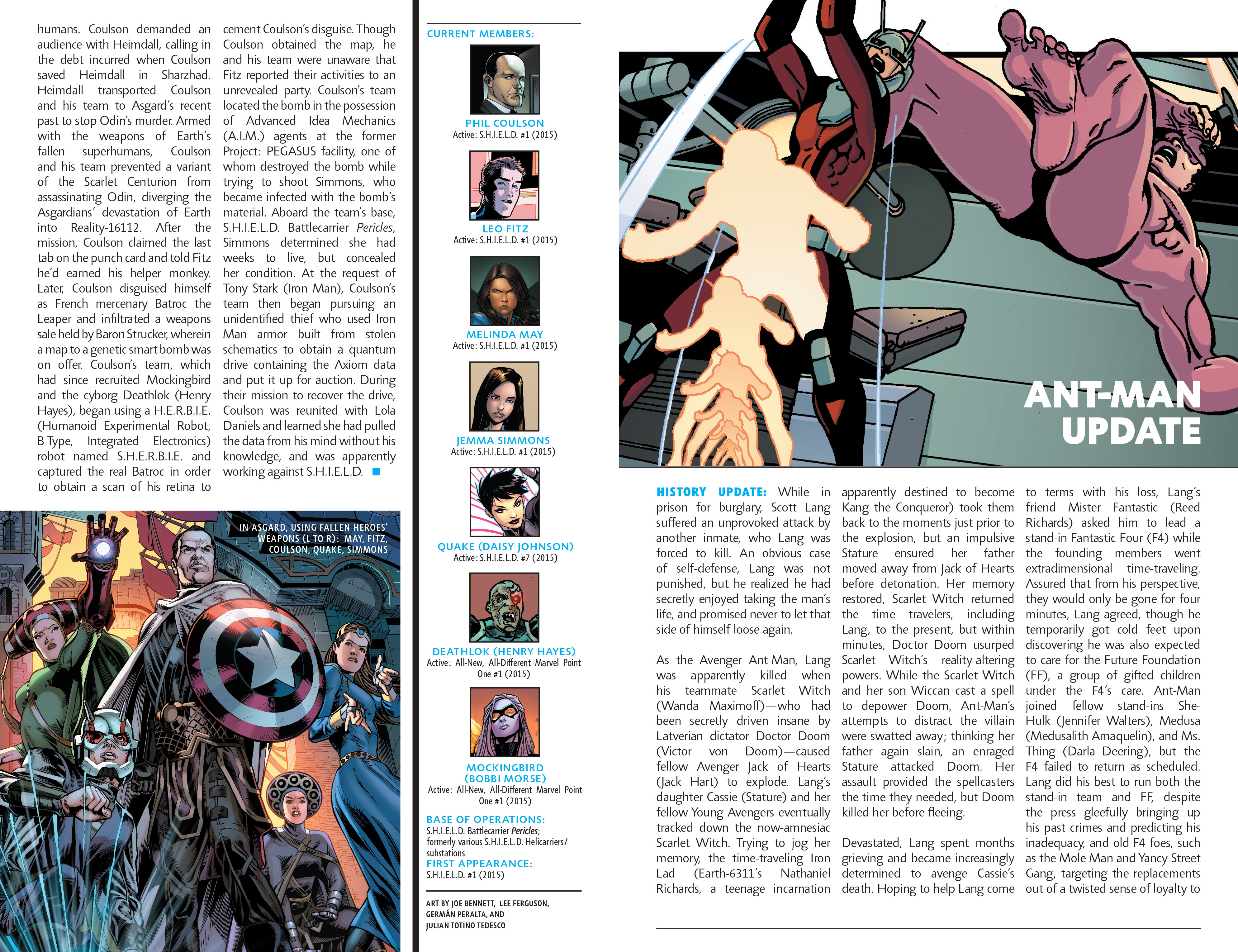 Read online All-New, All Different Marvel Universe comic -  Issue # Full - 5