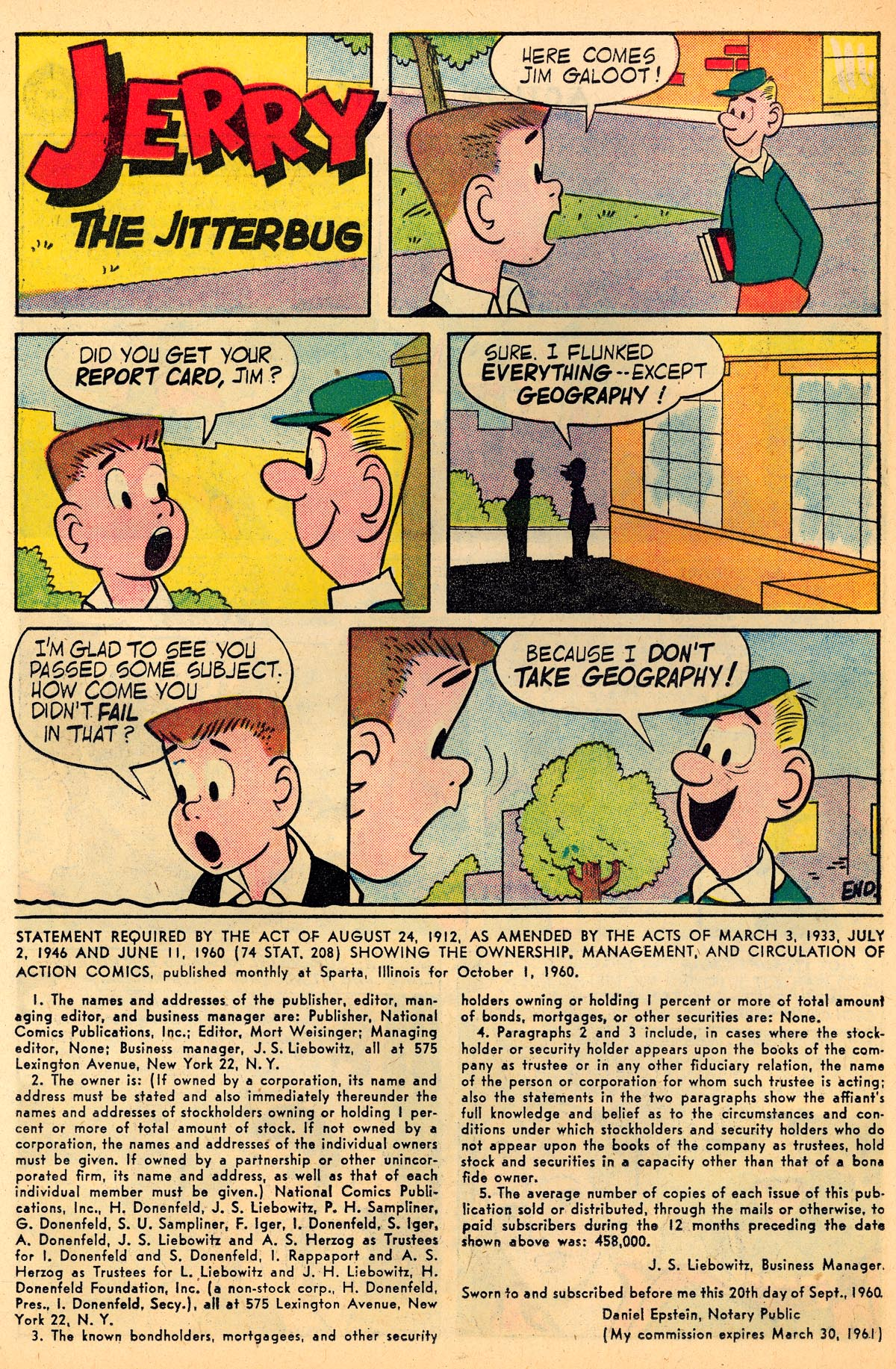 Action Comics (1938) 273 Page 29