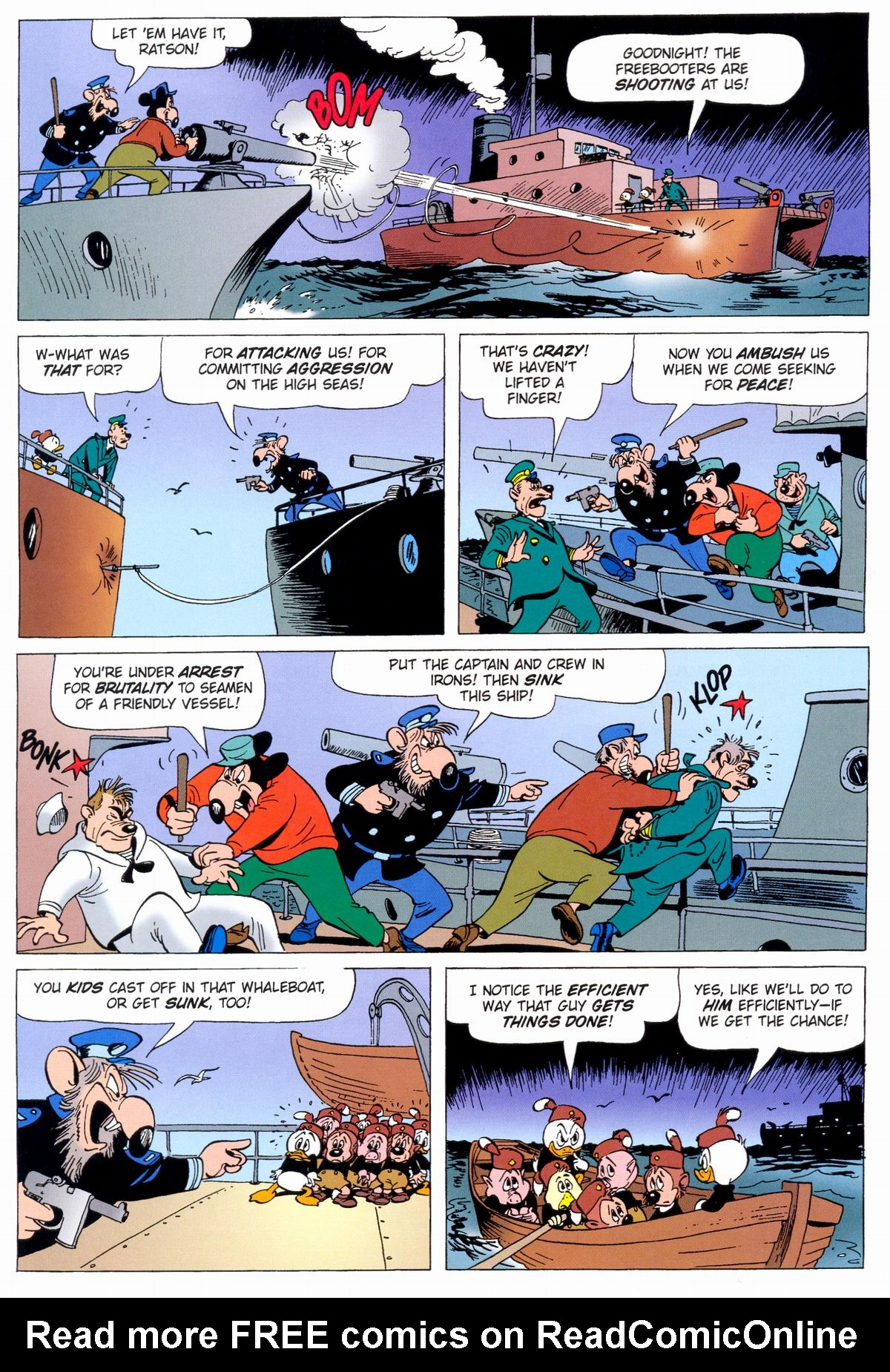 Read online Uncle Scrooge (1953) comic -  Issue #331 - 42