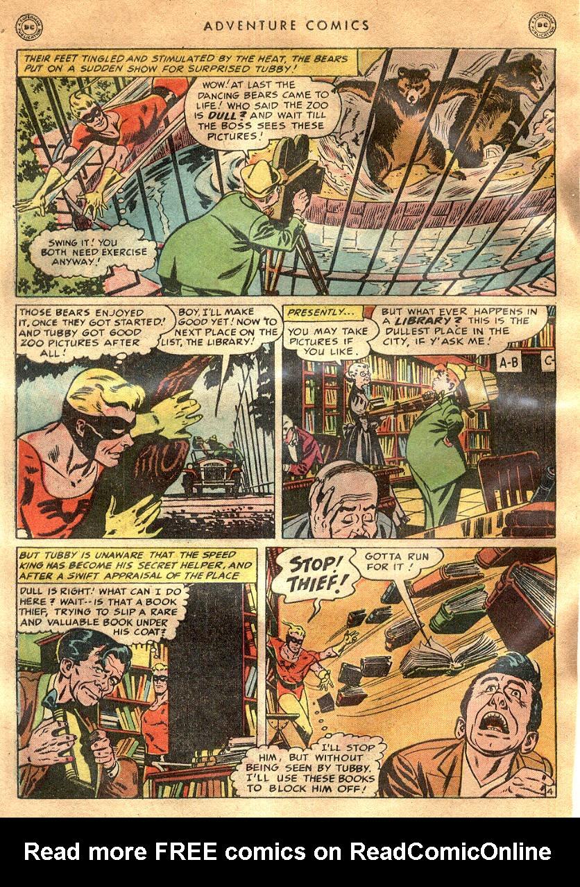 Read online Adventure Comics (1938) comic -  Issue #145 - 29