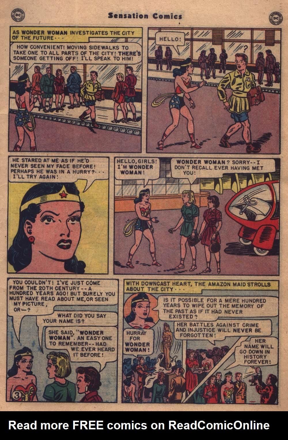 Read online Sensation (Mystery) Comics comic -  Issue #103 - 4