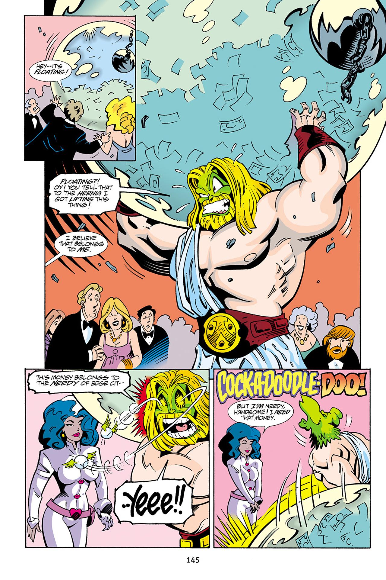 Read online Adventures Of The Mask Omnibus comic -  Issue #Adventures Of The Mask Omnibus Full - 145