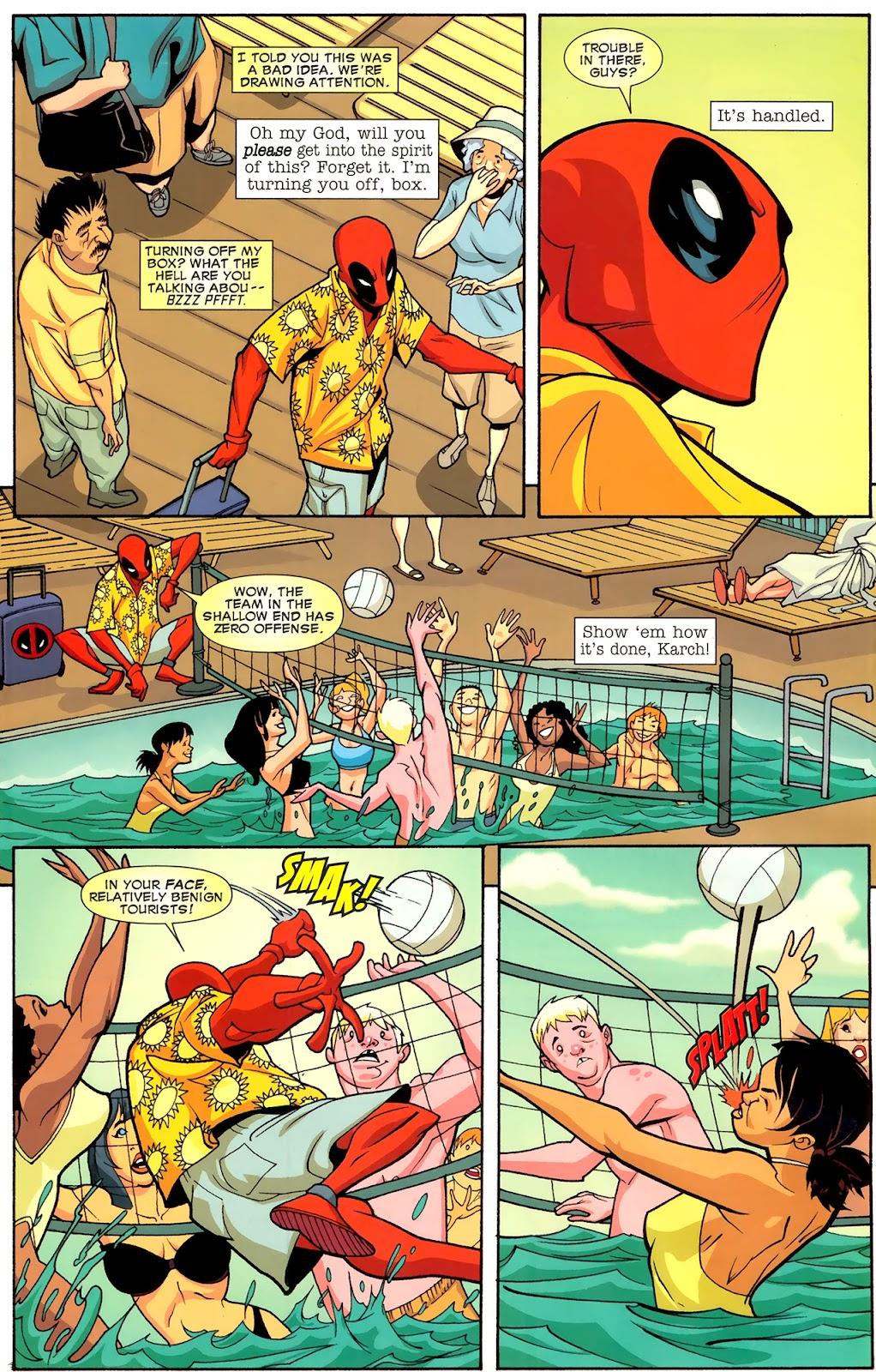 Read online Deadpool (2008) comic -  Issue #900 - 51