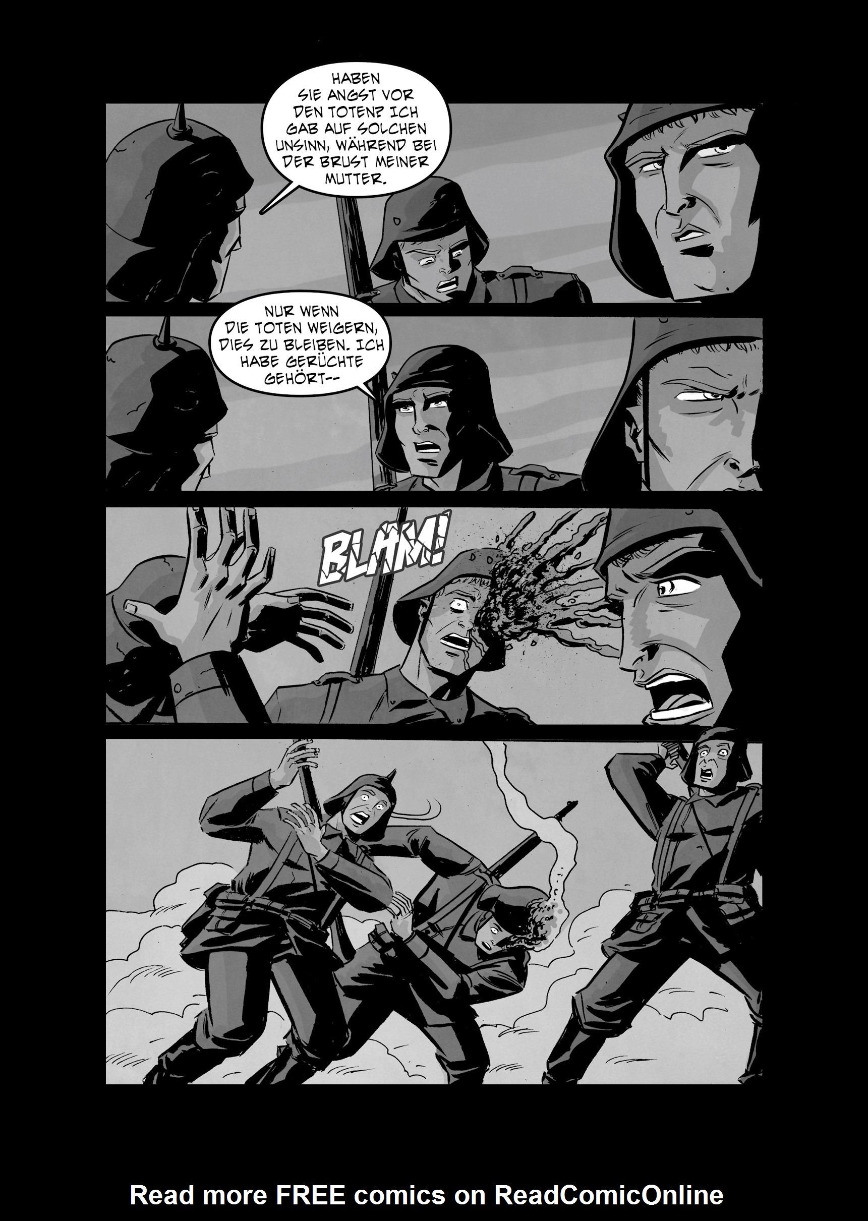 Read online FUBAR comic -  Issue #3 - 226