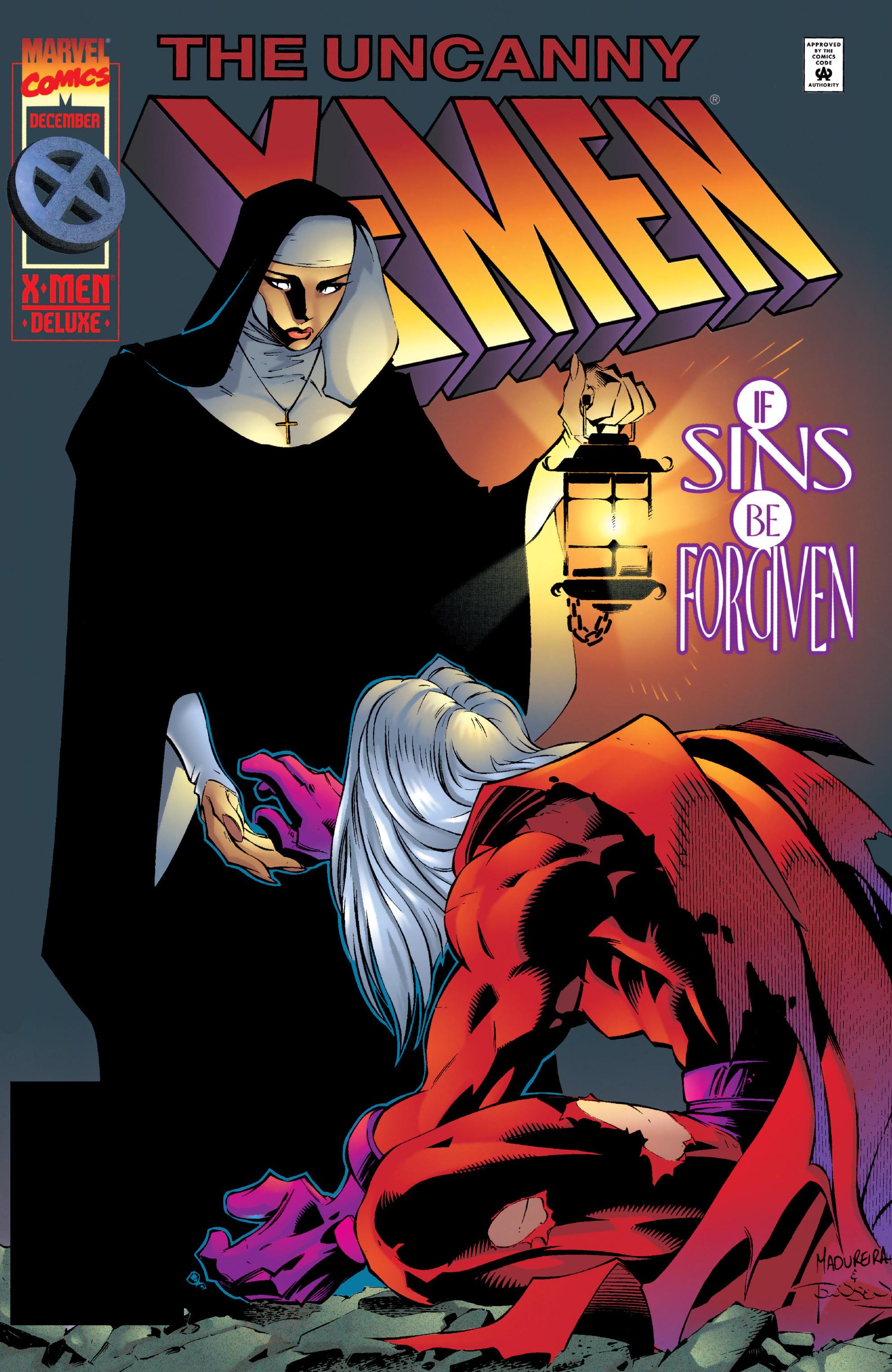 Uncanny X-Men (1963) 327 Page 1