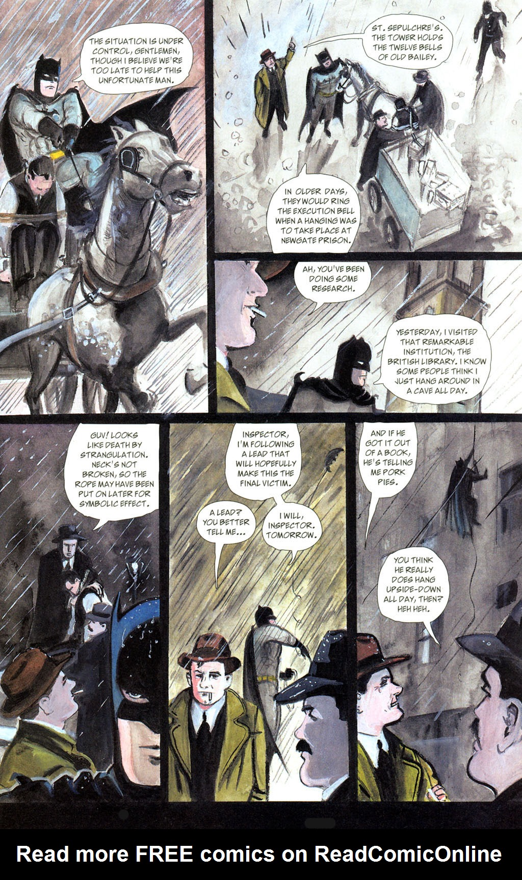 Read online Batman: The Order of Beasts comic -  Issue # Full - 35