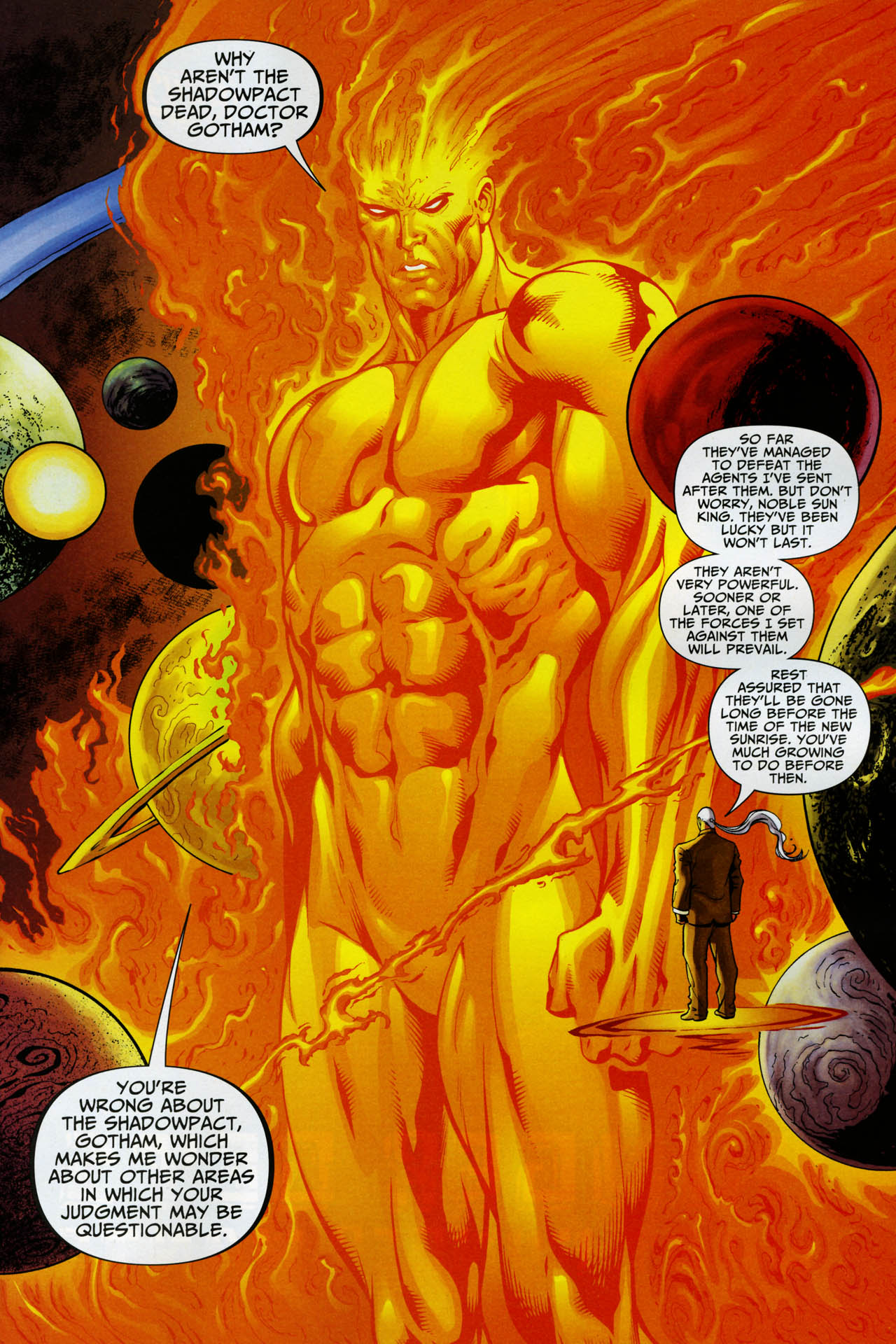 Read online Shadowpact comic -  Issue #14 - 9