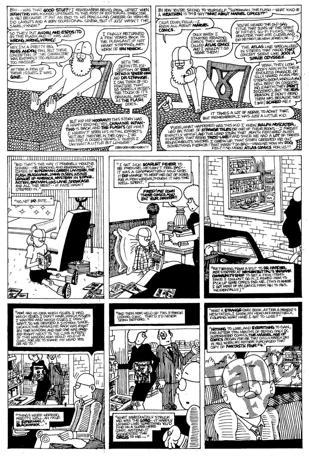 Read online The Nearly Complete Essential Hembeck Archives Omnibus comic -  Issue # TPB (Part 2) - 71
