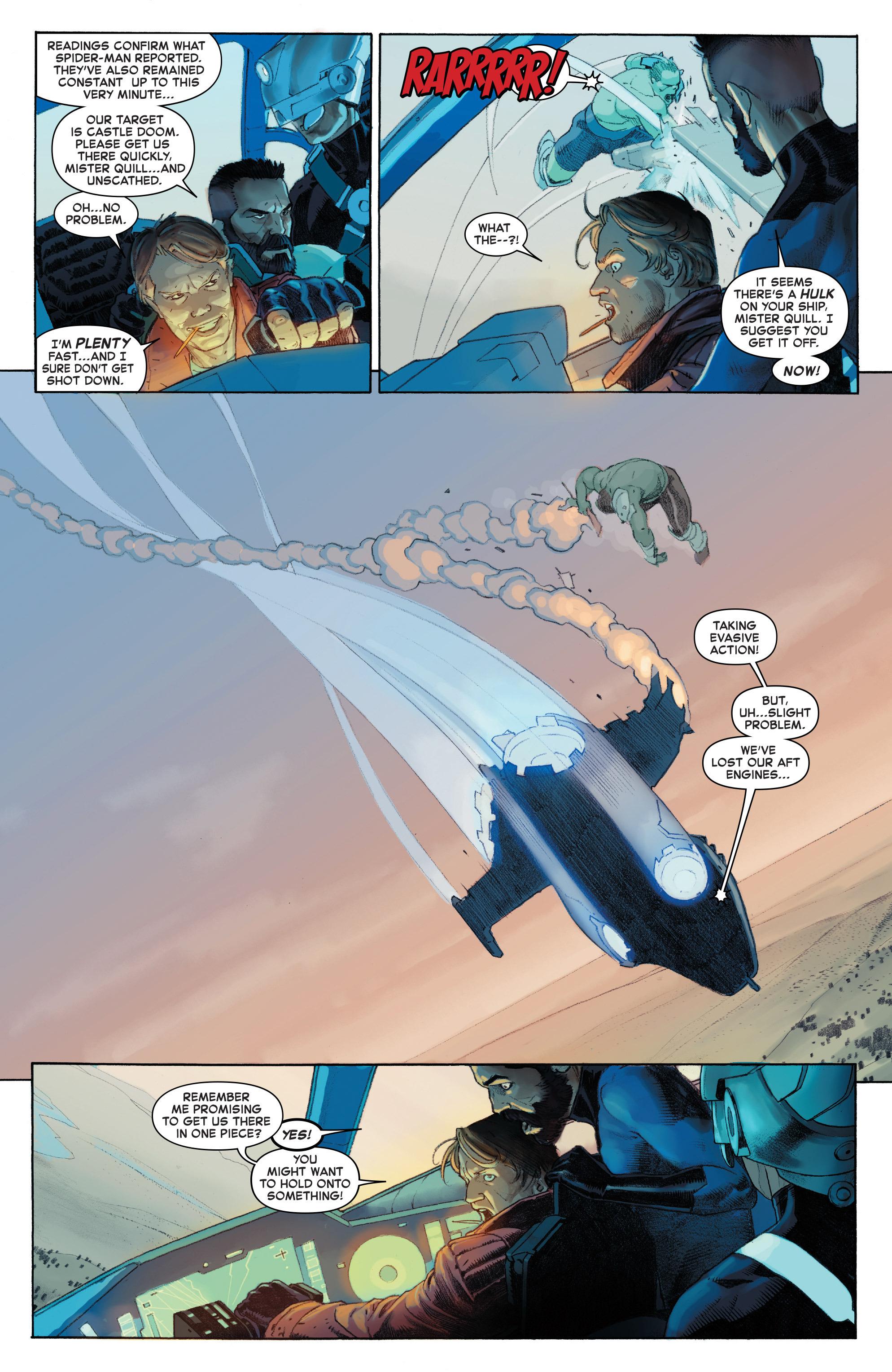 Read online Secret Wars comic -  Issue #8 - 3