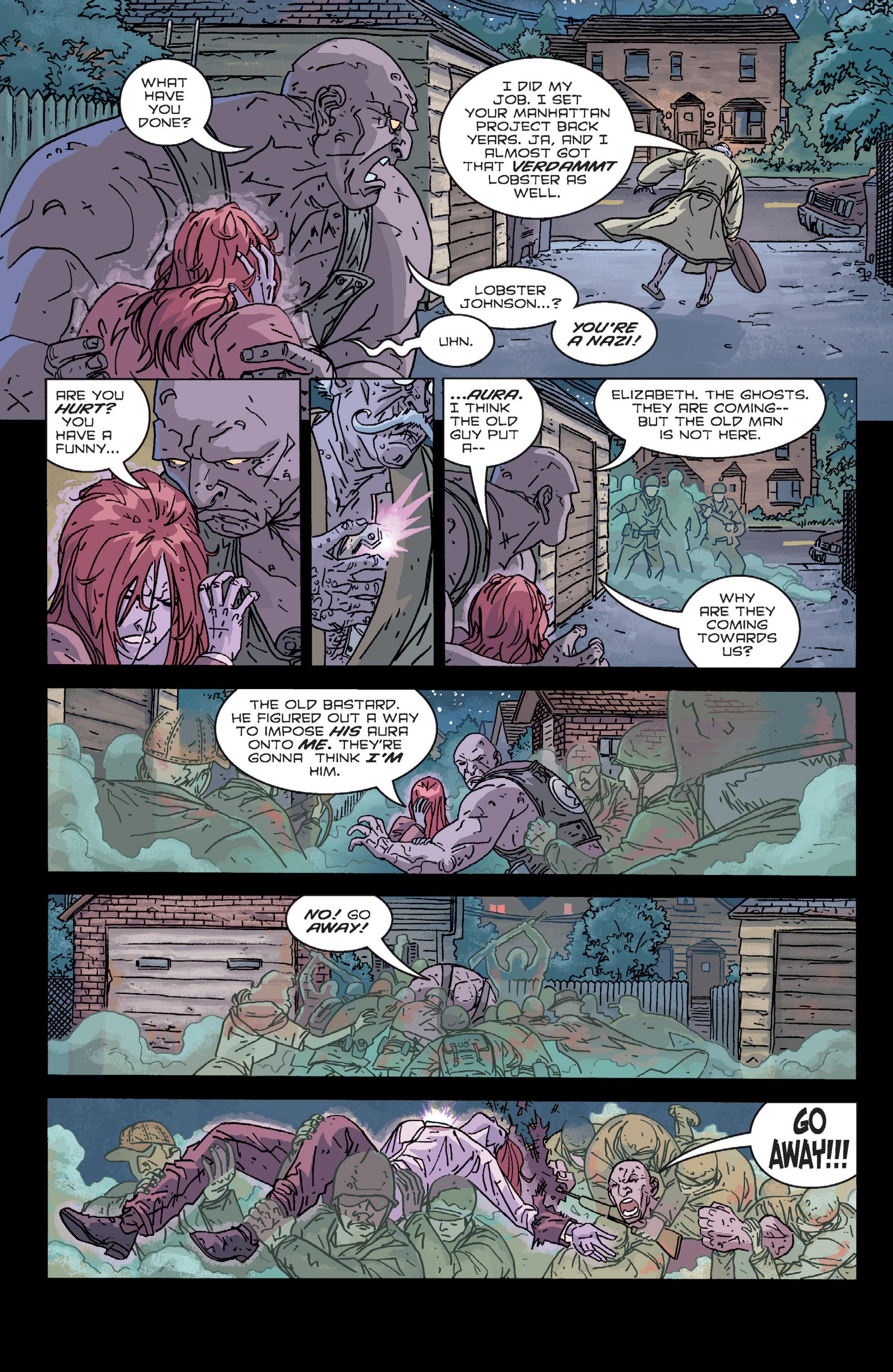 Read online B.P.R.D. (2003) comic -  Issue # TPB 2 - 75