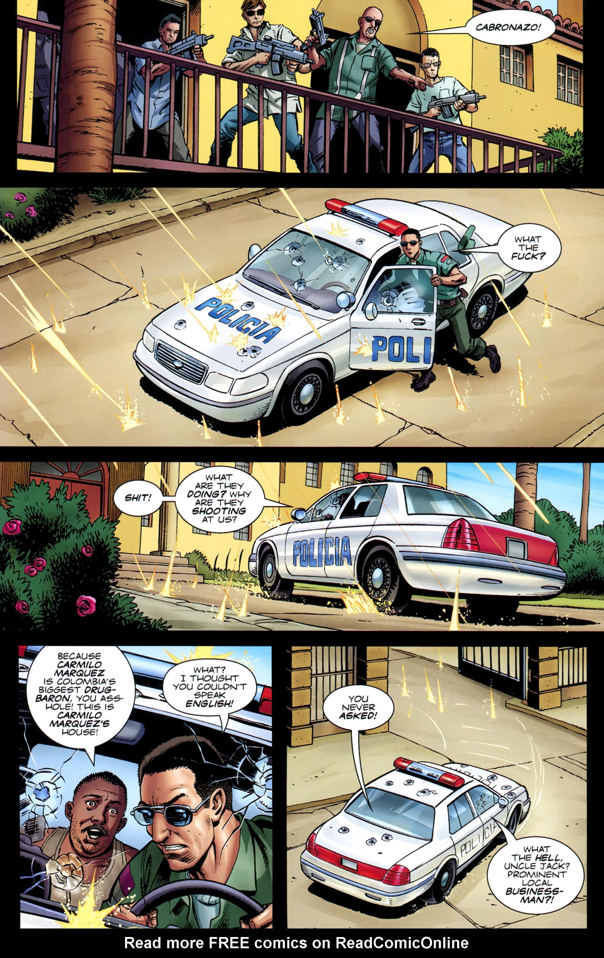 Read online Secret Service comic -  Issue #4 - 13