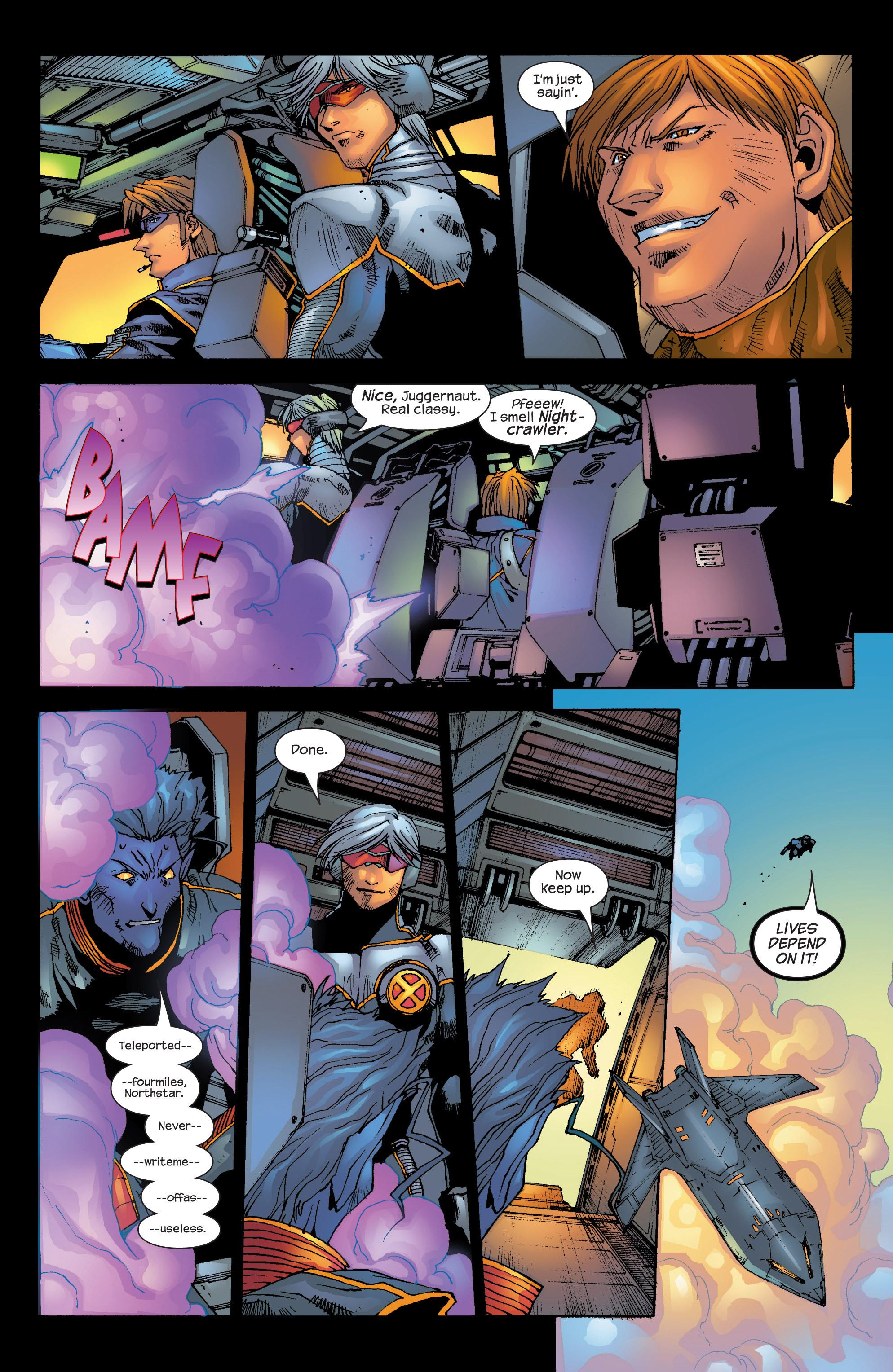 Read online Uncanny X-Men (1963) comic -  Issue #420 - 9