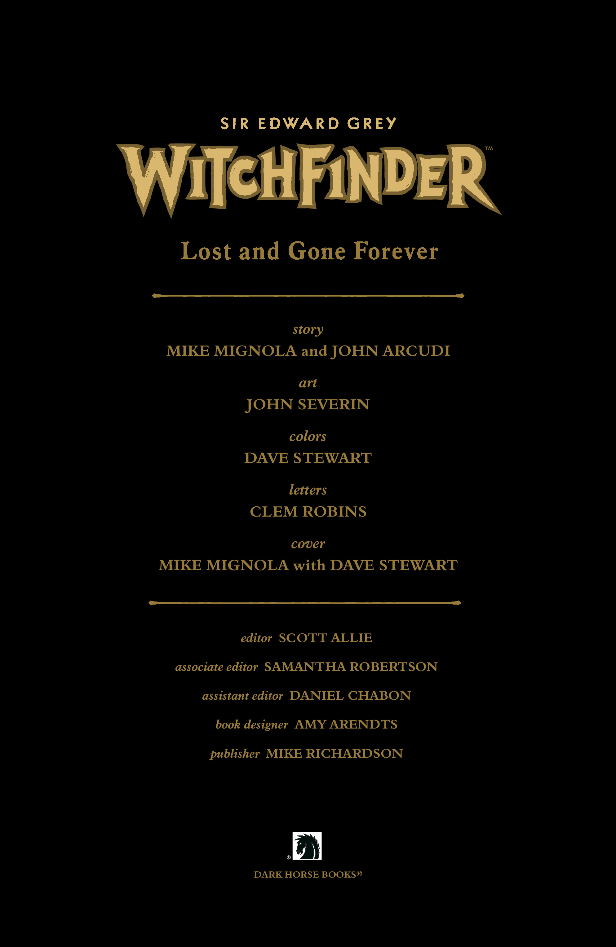 Read online Sir Edward Grey, Witchfinder: Lost and Gone Forever comic -  Issue # TPB - 5