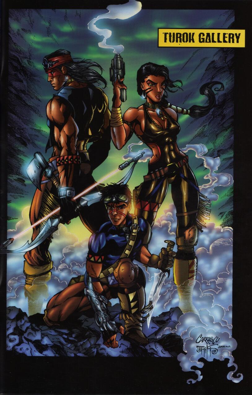 Read online Turok 3: Shadow of Oblivion comic -  Issue # Full - 46