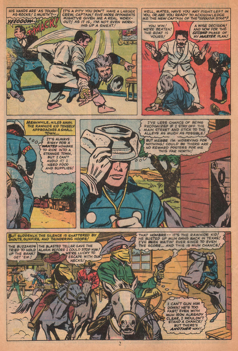 The Rawhide Kid (1955) issue 116 - Page 4