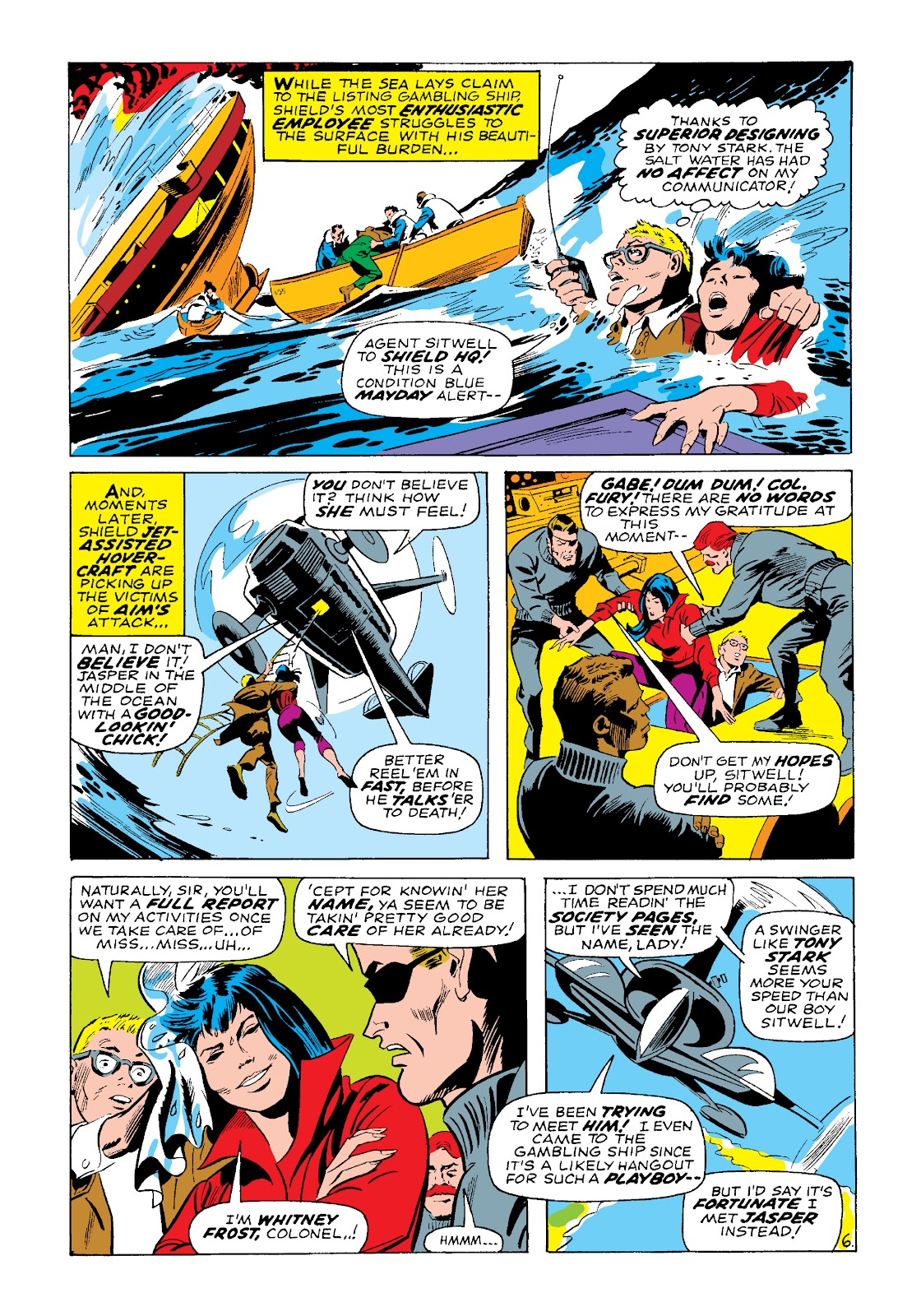 Read online Marvel Masterworks: The Invincible Iron Man comic -  Issue # TPB 4 (Part 3) - 30
