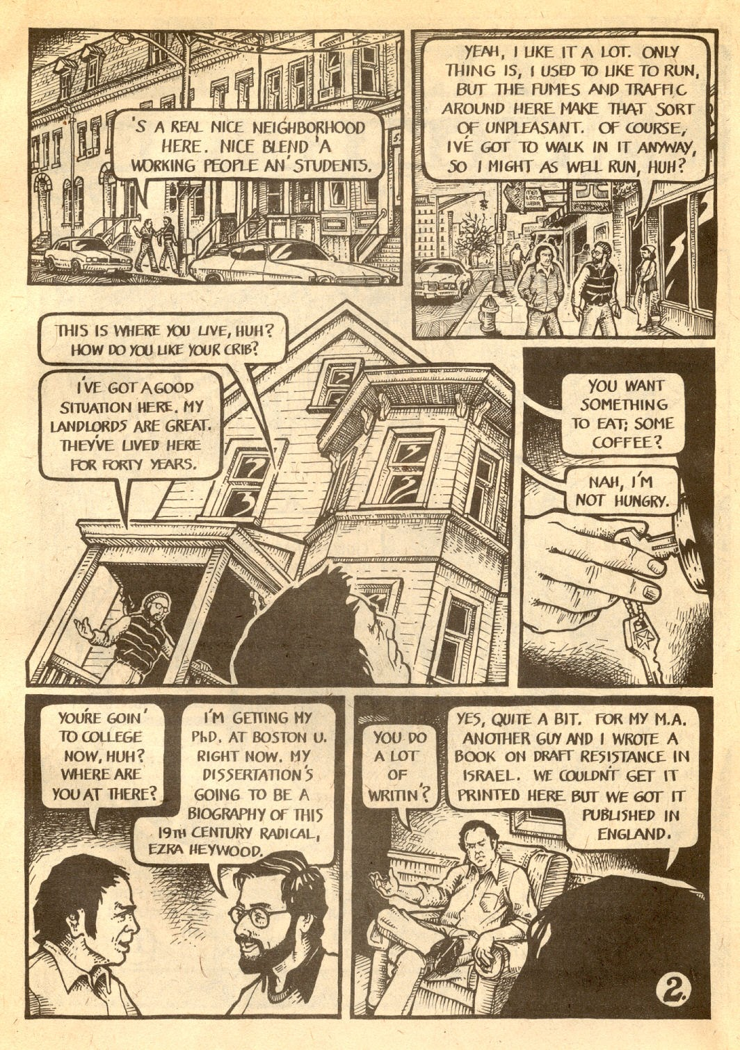 American Splendor (1976) issue 7 - Page 41