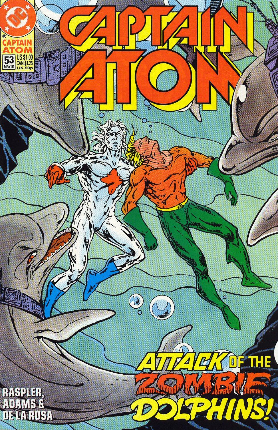 Captain Atom (1987) 53 Page 1