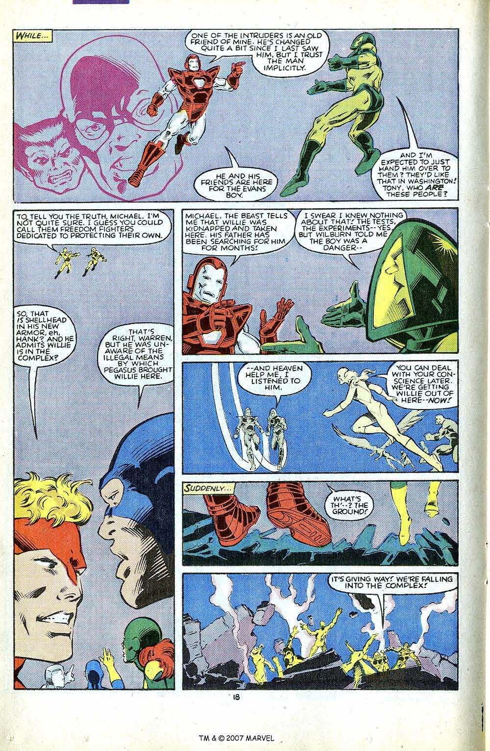 Iron Man Annual issue 8 - Page 24