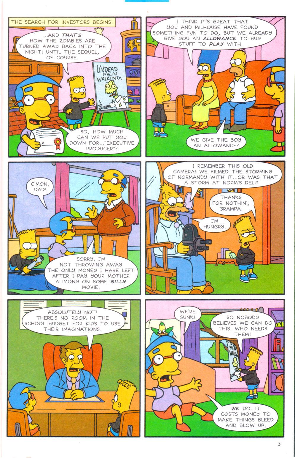 Read online Simpsons Comics Presents Bart Simpson comic -  Issue #20 - 20