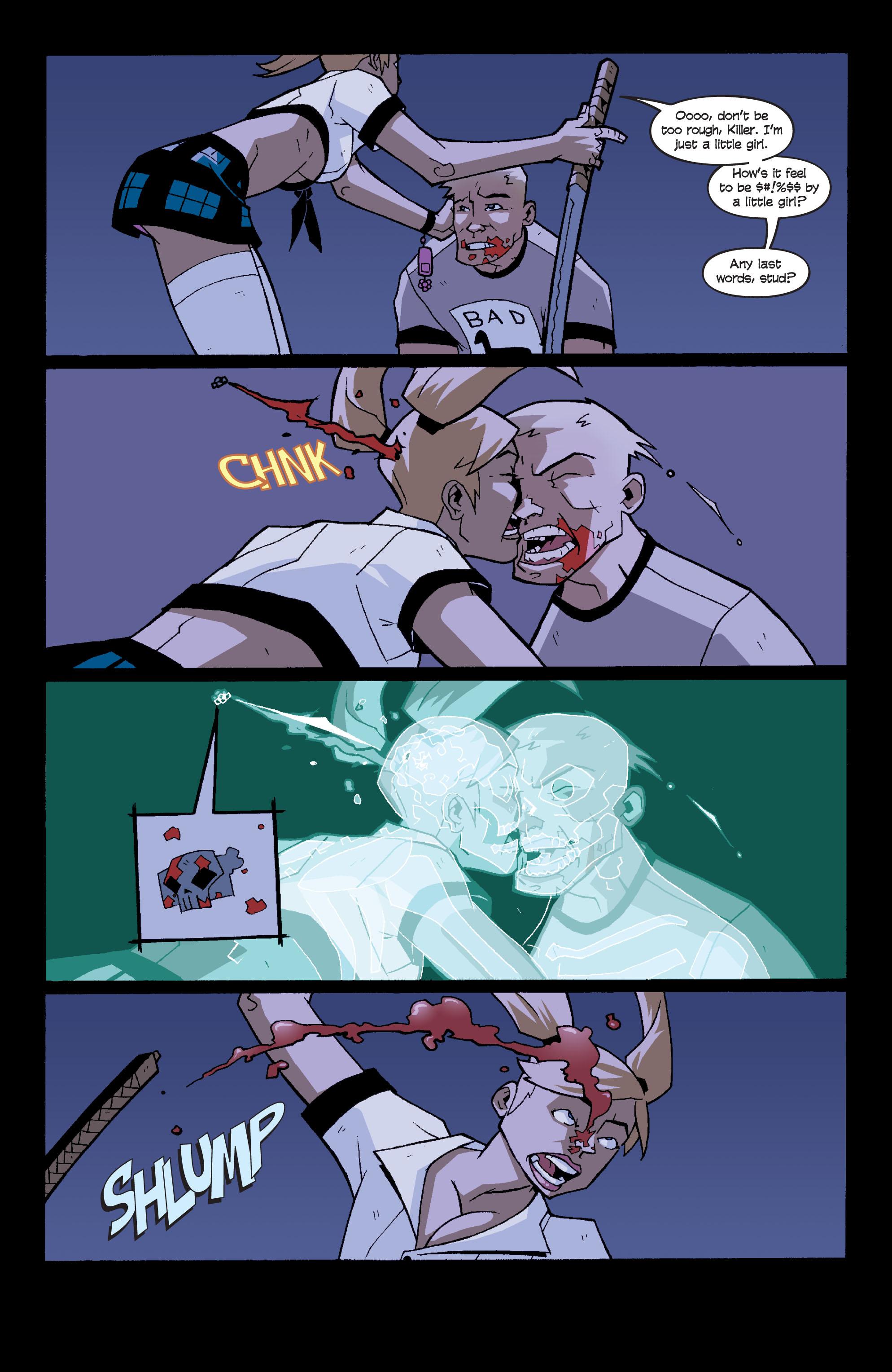Read online Killer Of Demons comic -  Issue #2 - 33