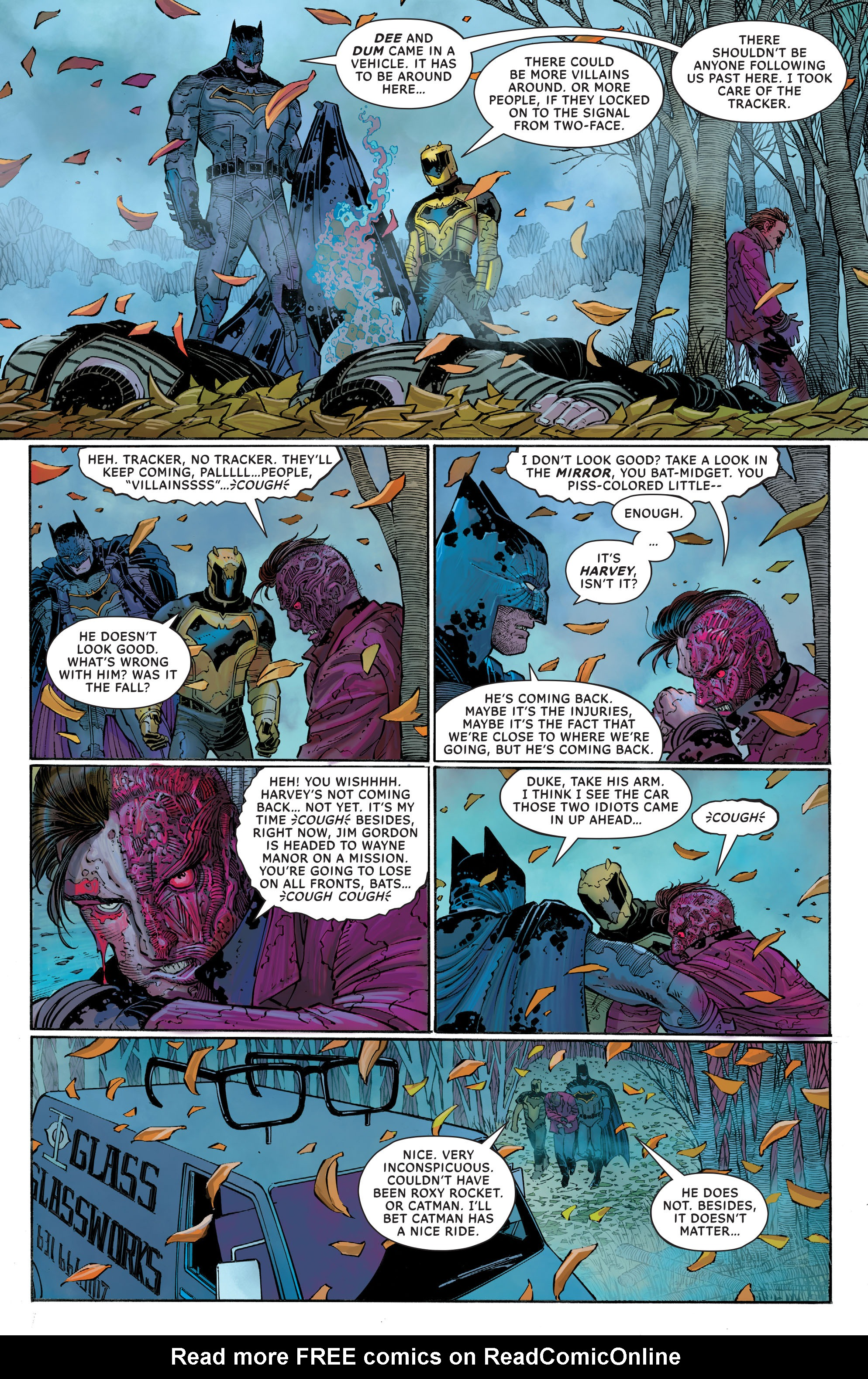 Read online All-Star Batman comic -  Issue #5 - 14