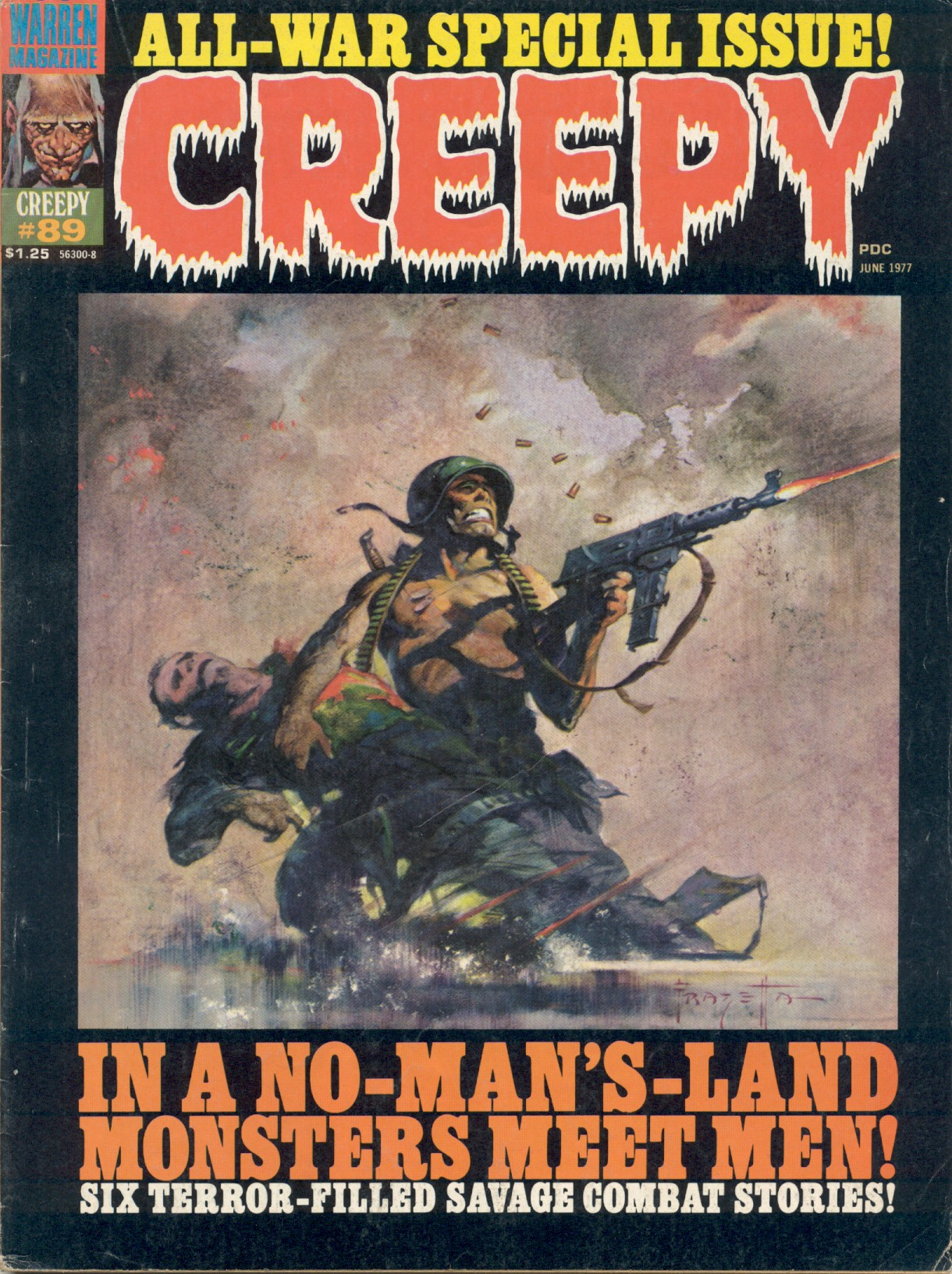 Creepy (1964) 89 Page 1