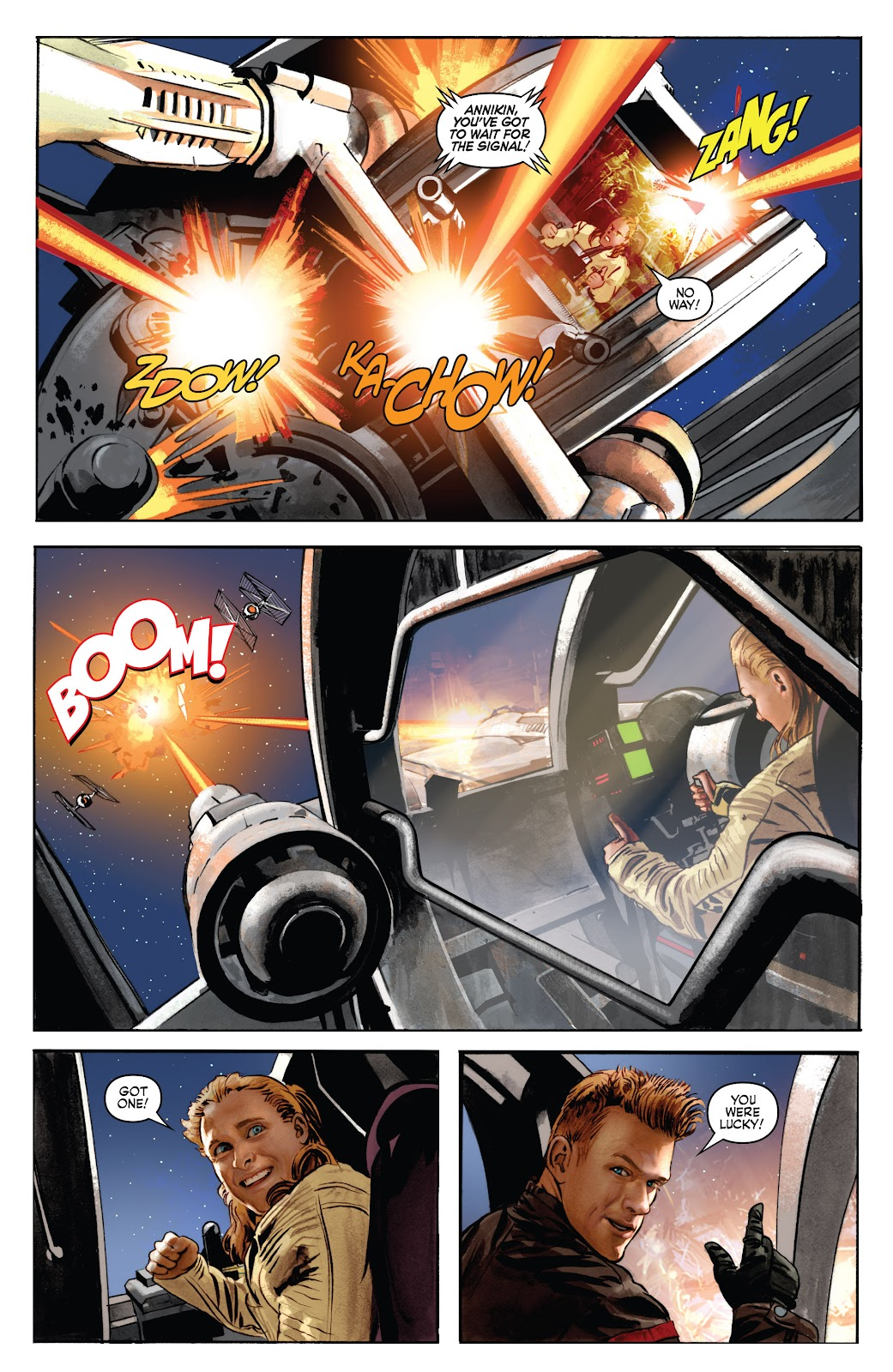 Read online Star Wars Legends: Infinities - Epic Collection comic -  Issue # TPB (Part 5) - 19