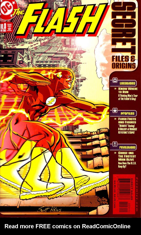 The Flash Secret Files 3 Page 1