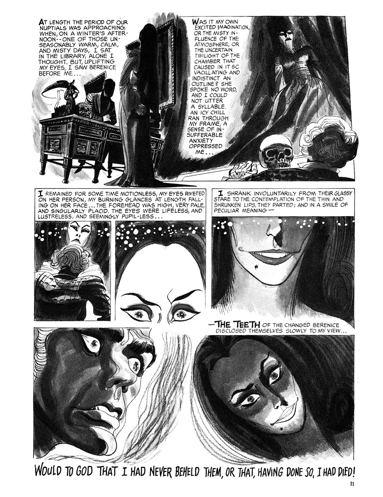 Read online Eerie Archives comic -  Issue # TPB 3 - 32