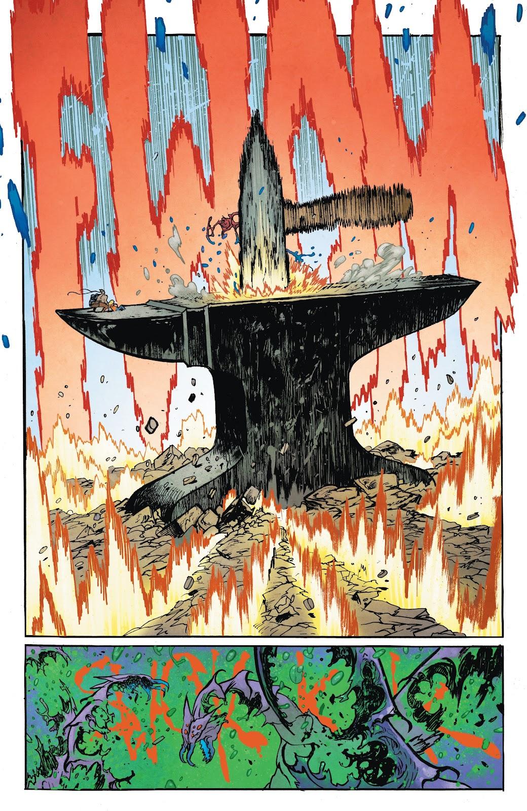 Read online Murder Falcon comic -  Issue #8 - 20