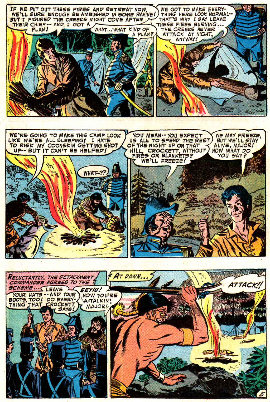 Read online All-Star Western (1970) comic -  Issue #7 - 22