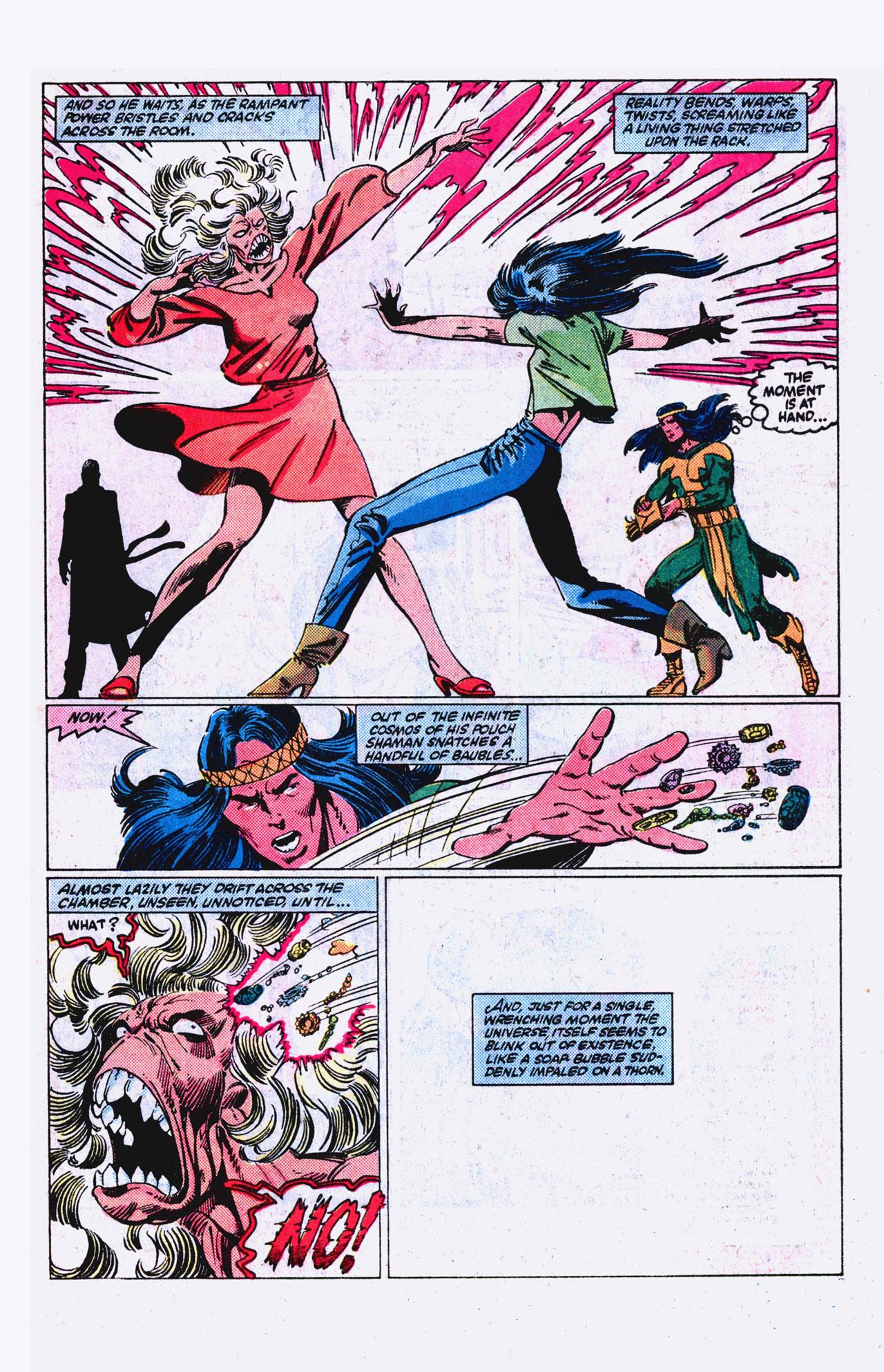 Read online Alpha Flight (1983) comic -  Issue #18 - 22