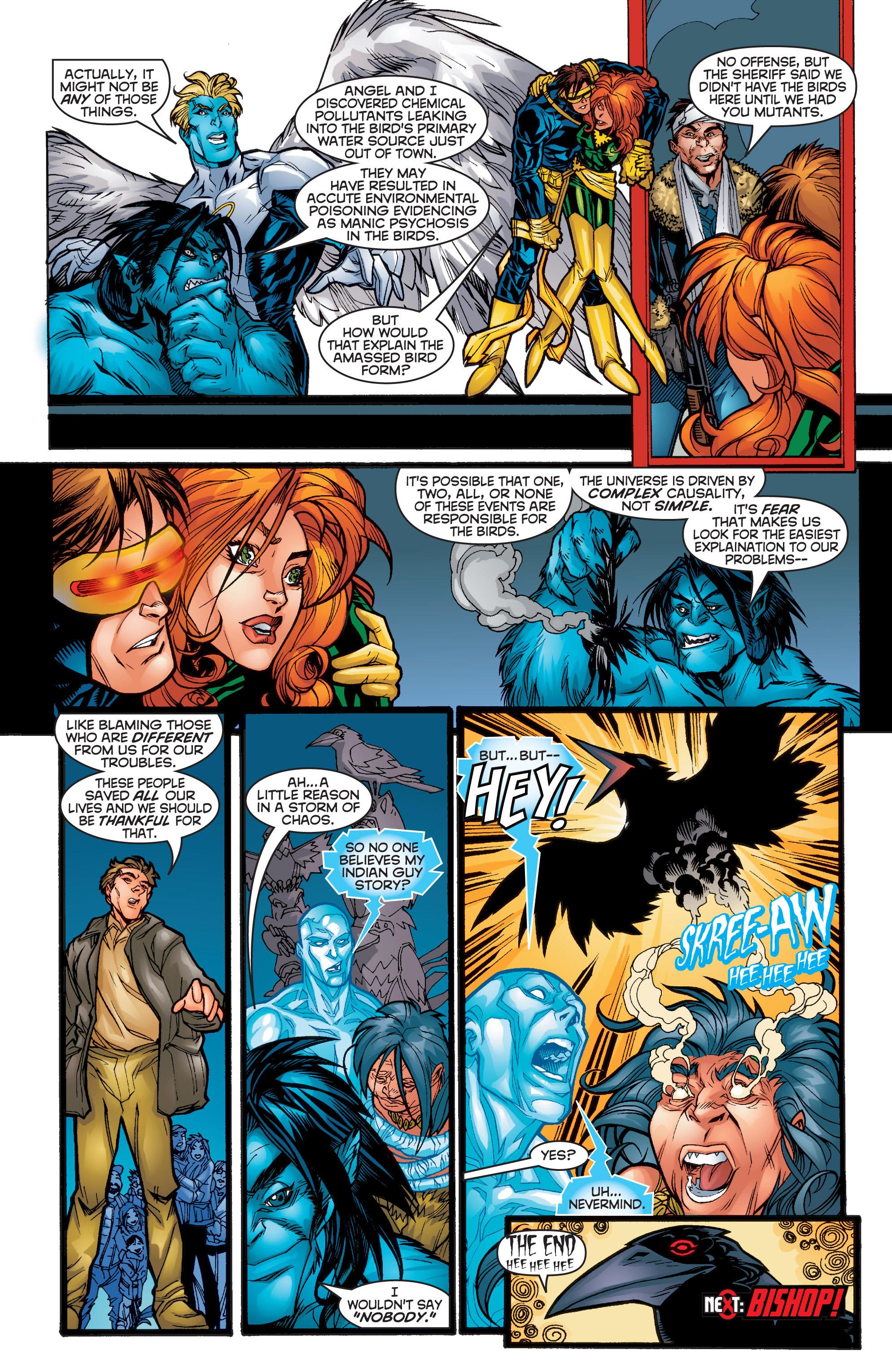 Read online Uncanny X-Men (1963) comic -  Issue #357 - 23